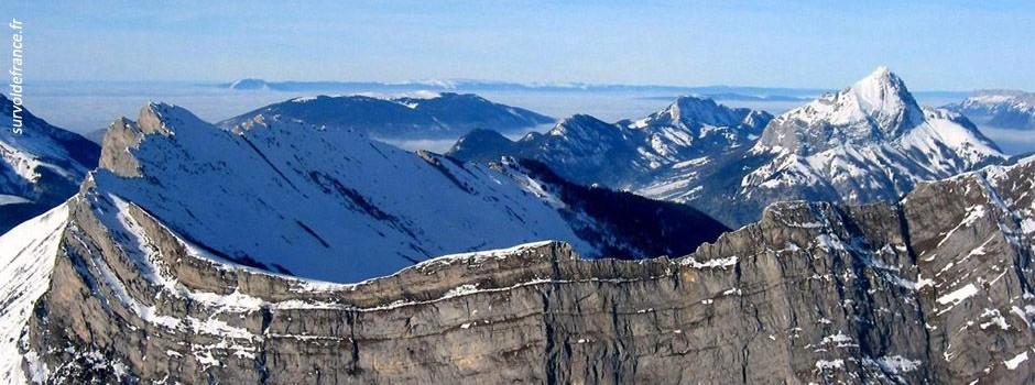 Slide 1 – Geopark du massif des Bauges
