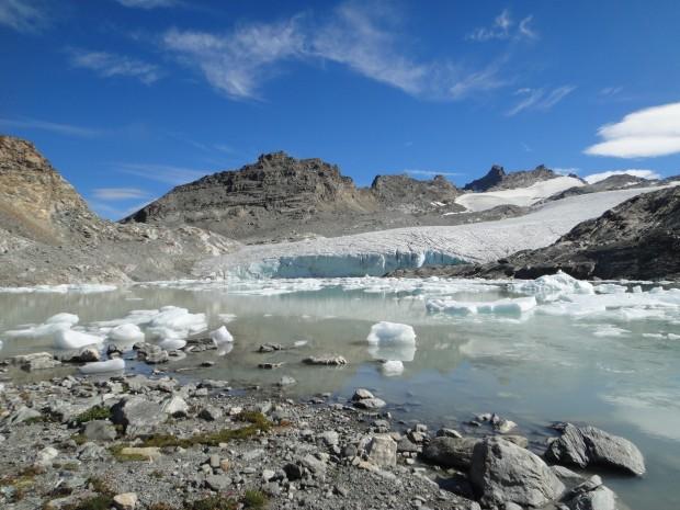 le glacier du Grand Méan